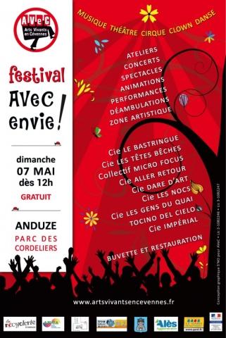 Festival AVeC'envie#2 - 07.05.2017