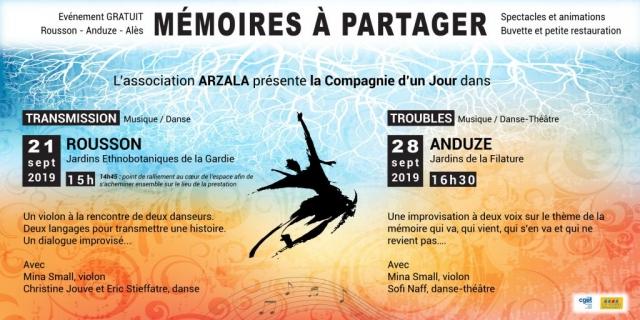 Arzala flyer