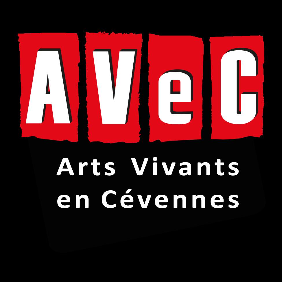Logo Asso AVeC • Arts Vivants en Cévennes (moyen