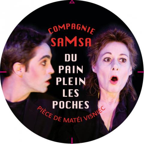 Badges - Cie saMsa